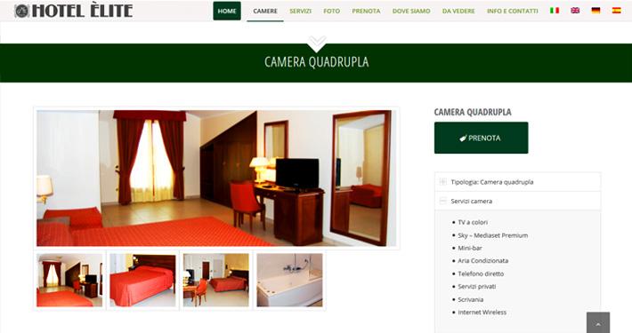 web agency per hotel